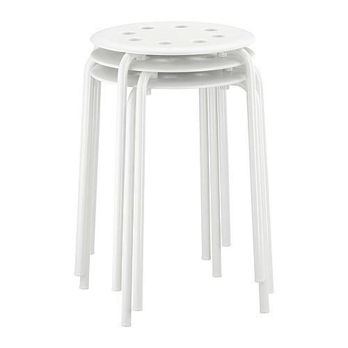 Krzesełka dla podawaczy i moppersów