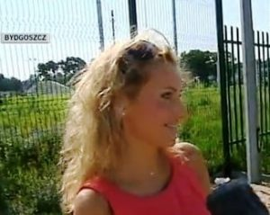TVN24 - Olimpijski wywiad z Aleksandrą Jasińską-Kloska