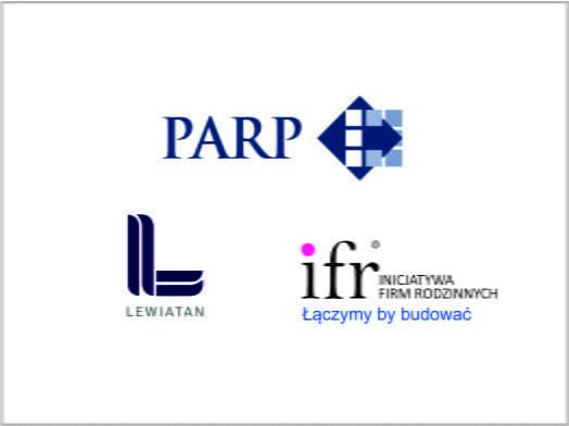 Aleksandra Jasińska-Kloska - PARP, IFR, Lewiatan
