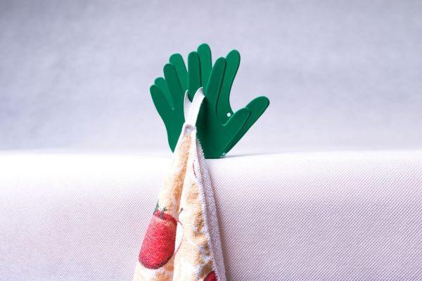 wesoły i stylowy wieszaczek - idealny do dziecięcego pokoju