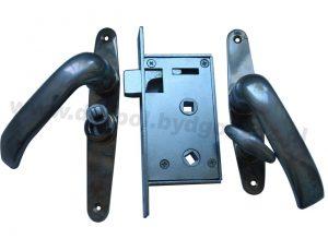 Zamek drzwi kabiny maszynisty DL-17-069-00