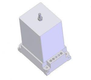 Przekaźnik częstotliwości układu blokowania drzwi rft DL-O 30 017-00