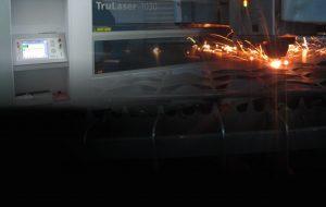Cięcie laserowe i obróbka metali