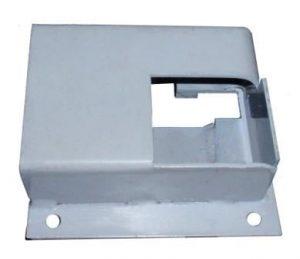 Obudowa rygla drzwi wejściowych szynobusu VT 627, 628 DL-O 16 053-00