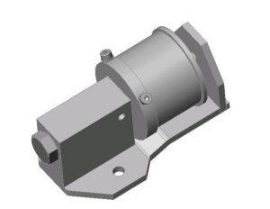Zawór elektropneumatyczny (odp. ZPP i ZPM) DL-O 30 024-01