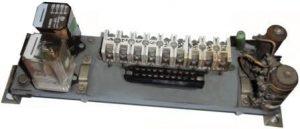 Moduł sterujący wału kułakowego (podstawa) - stary typ DL-O 10 030-50