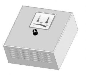 Regulator temperatury DL-O 19 003-00