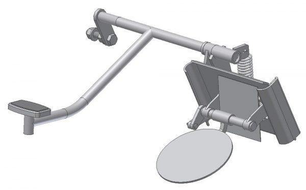 Urządzenie spustu wody DL-O 14 005-00