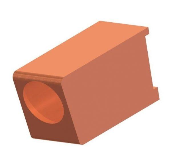Styk ruchomy stycznika SPG 400, SPG 630, SPG 1600 (odp. N417075) DL-O 10 004-00