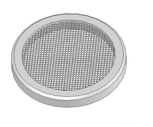 Filtr zaworu rozrządczego Est 4d DL-O 14 006-00