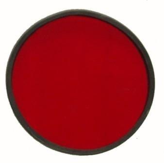 Szkło /filtr/ czerwony z uszczelnieniem DL-O 30 020-00
