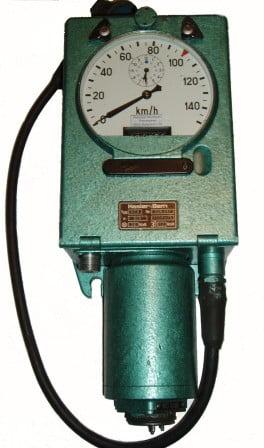Hasler / Secheron speedometer
