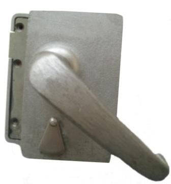 Zamek drzwi dolny lok. CLASS66 / JT42CWR DL-O 17 060-00 10636053
