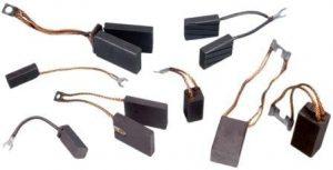 Elektroszczotki i trzymadła szczotkowe - różne rodzaje