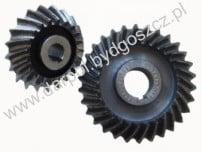 Koła zębate przekładni nadajnika Hasler typ 8311 i 8312
