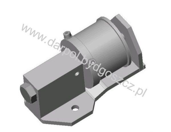 Zawór elektropneumatyczny do lokomotywy SM48 (TEM2) 75V DL-O 30 024-15