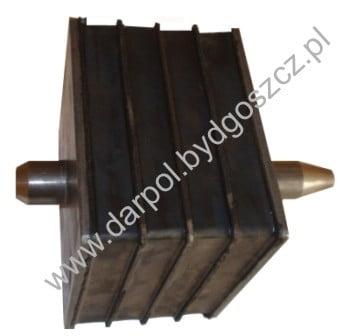 Amortyzator metalowo-gumowy wózka rozsuwnego 25AN 0710050-2-00