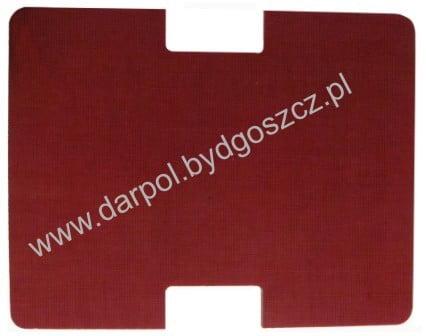 Płytka tekstolitowa cewki wydmuchowej stycznika SPG DL-05-002-05