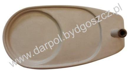 Stolik podłokietnika typ E aluminiowy DL-13-018-10