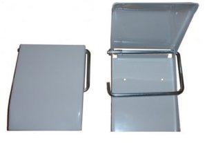 Trzymak papieru z przykrywką DL-O 14 002-00