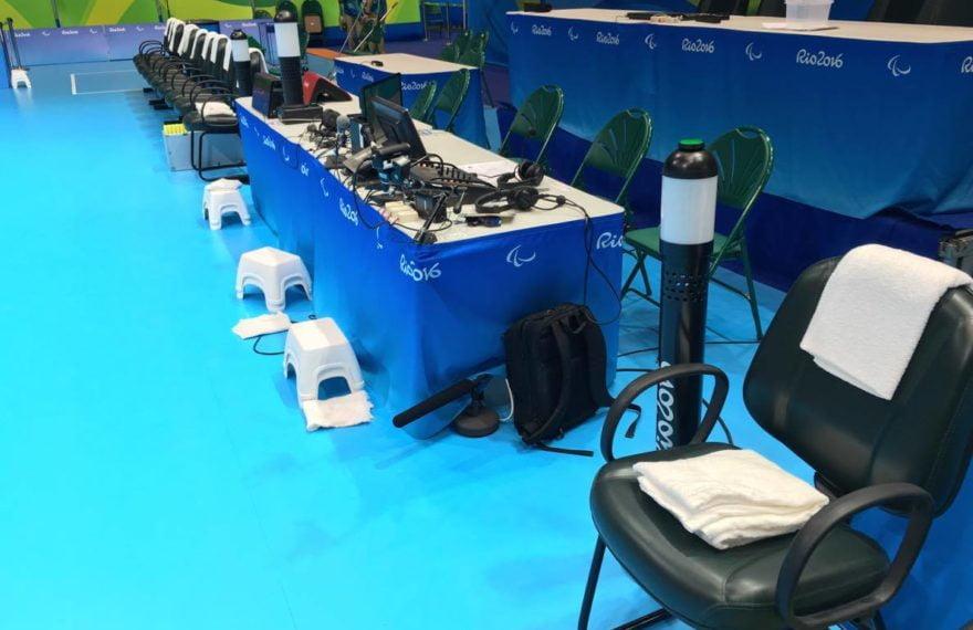 Darpol buzzers in Rio 2016