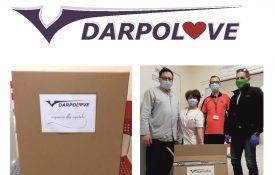 Darpolove wsparcie dla szpitala