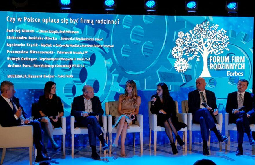 Forum Firm Rodzinnych Forbes 2019
