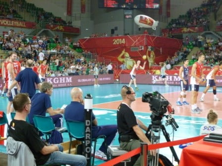You must have seen our buzzers at Men's Volleyball World Championship