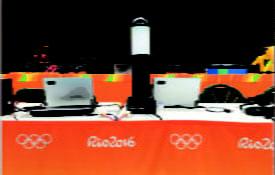 Rio 2016 - volleyball buzzer