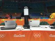 Sygnalizator DARPOL na Olimpiadzie w Rio 2016